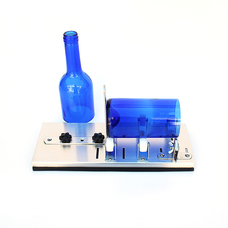 Professional Stainless Steel Glass Bottle Cutter New Design Beer Wine Glass Bottle Cutting Tools