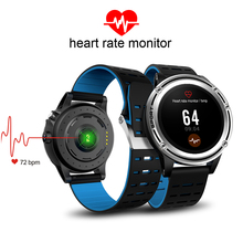 S1 IP68 GPS wrist watch with waterproof amoled screen heart rate passometer bluetooth4 outdoor sport fitness tracker