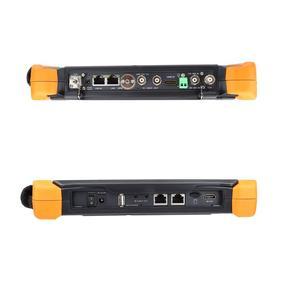 Image 2 - 8 Inch H.265 4K HD IP Camera Quan Sát Kiểm Tra Màn Hình CVBS AHD CVI TVI SDI Camera 8MP Đồng Hồ Đo Vạn Năng Cáp Quang VFL TDR Wifi ONVIF HDMI PoE