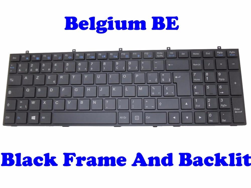 Laptop Keyboard for Gigabyte P55G V5 P55W P55W R7 P55W V4 P55W V5 P55W V6 P55W V7 P55W V6-PC3D France FR Without Frame