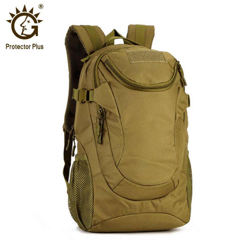 17ee33c935c2 Протектор Плюс Открытый Молл 25L Спортивные сумки, Рыбалка Охота Кемпинг  Пеший Туризм военный тактический рюкзак