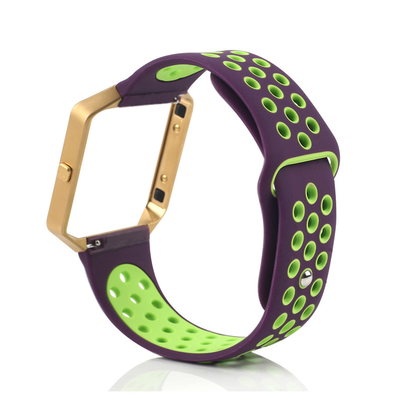 Bemorcabo for Fitbit Blaze Bands,Soft Silicone Replacement Sport Strap Band for Fitbit Blaze Smart Fitness Watch,No Frame fohuas for fitbit blaze bands soft silicone replacement sport strap band for fitbit blaze smart fitness watch no frame page 1