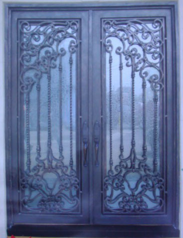 Beautiful Wrought Iron Gates With High Quality For LM 012 Interior Door  Garage Door