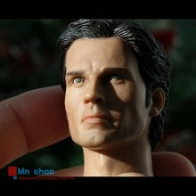 "Brand New 1/6 Scale Action Figure Model Accessories SuperMan Clark Kent Head Sculpt For 12"" Action Figure Model Toy"