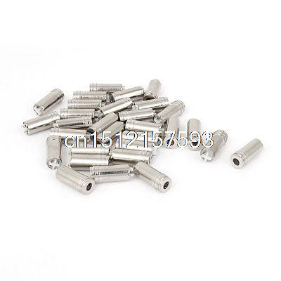цена на 30pcs Headphone 4 Pole 3.5mm Stereo Audio Female Jack Socket Connector Solder