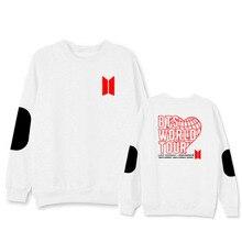 BTS World Tour Sweatshirts Love Yourself Speak Yourself