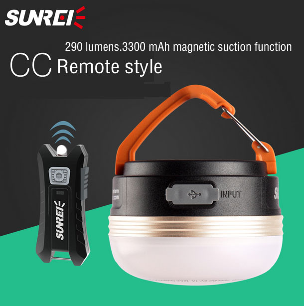 SUNREE CC remote control outdoor c&ing lights rechargeable highlight c& lights LED tent lights  sc 1 st  AliExpress.com & SUNREE CC remote control outdoor camping lights rechargeable ...