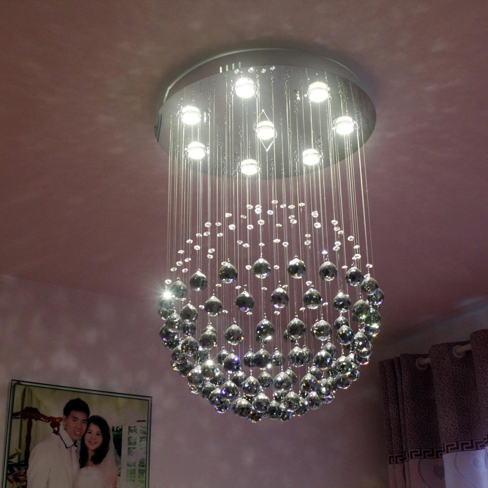 specials bol de kristallen kroonluchter maaltijd plafondlamp slaapkamer lamp woonkamer lamp winkel bar kristallen lampen in specials bol de kristallen
