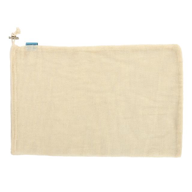Reusable Mesh Bags with Drawstrings 7 Pcs Set