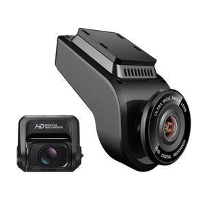 Image 5 - كاميرا أمامية للسيارات T691C 2 بوصة 4K 2160 P/1080 P FHD داش كام 170 درجة سيارة بعدسة مزدوجة كاميرا DVR مسجل مع المدمج في نظام تحديد المواقع الجديد