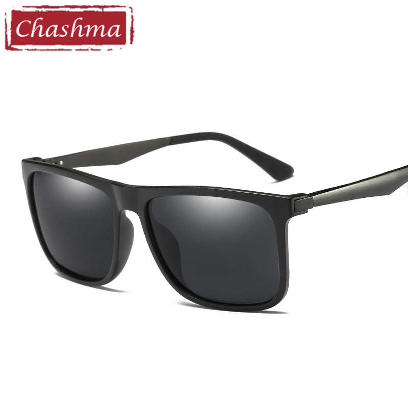 Chashma Brand Design Classic Polarized Sunglasses Men Women Driving Square Frame Sun Glasses Male Goggle UV400 Gafas De Sol