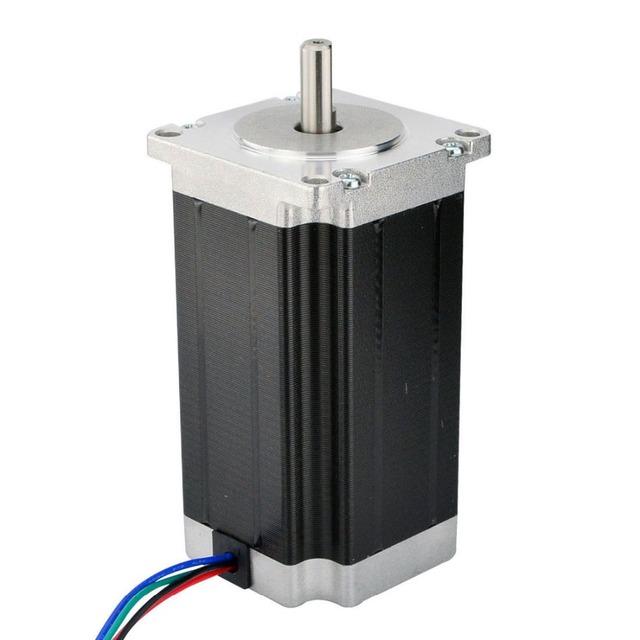 Nema 23 Stepper Motor 2.4Nm(340oz.in) 1.8A 4-lead 57 x 104mm Nema23 Step Motor 57 motor for CNC Router Lathe Robot
