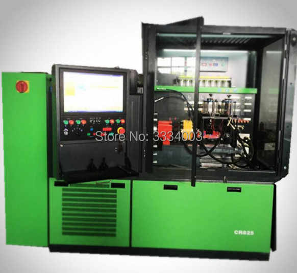 AM-CR825 Multi functional common rail test bench with functions test EUI EUP HEUI VE VP37 VP44 HP0 pump CAT 320D C7C9