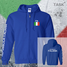 Italy ITA Itaia Italian mens hoodies and sweatshirt off white jerseys polo sweat suit streetwear tracksuit nations fleece zipper