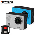 """Ultra HD Upgrated 4K H9R WIFI Action Cameras 2.4G Remote Control 1080P 2"""" LCD Sports Video DVR Camera Camcorders Helmet Cam"""