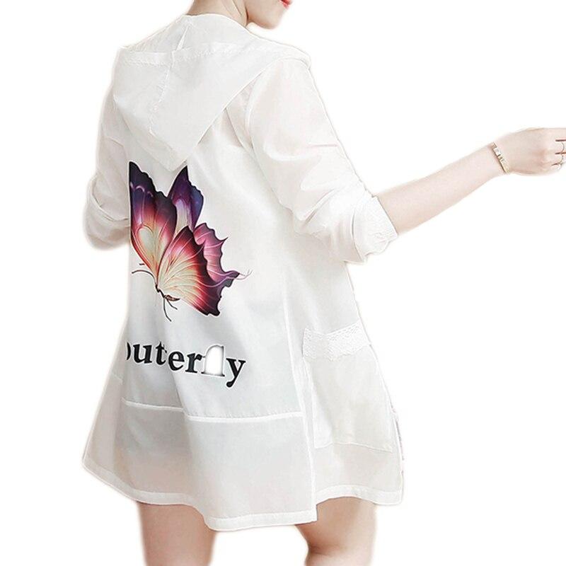 Jackets   Women 2019 New Fashion Bomber   Jacket   Women's Hooded   Basic     Jacket   Casual Thin Windbreaker Female Outwear Women Coat