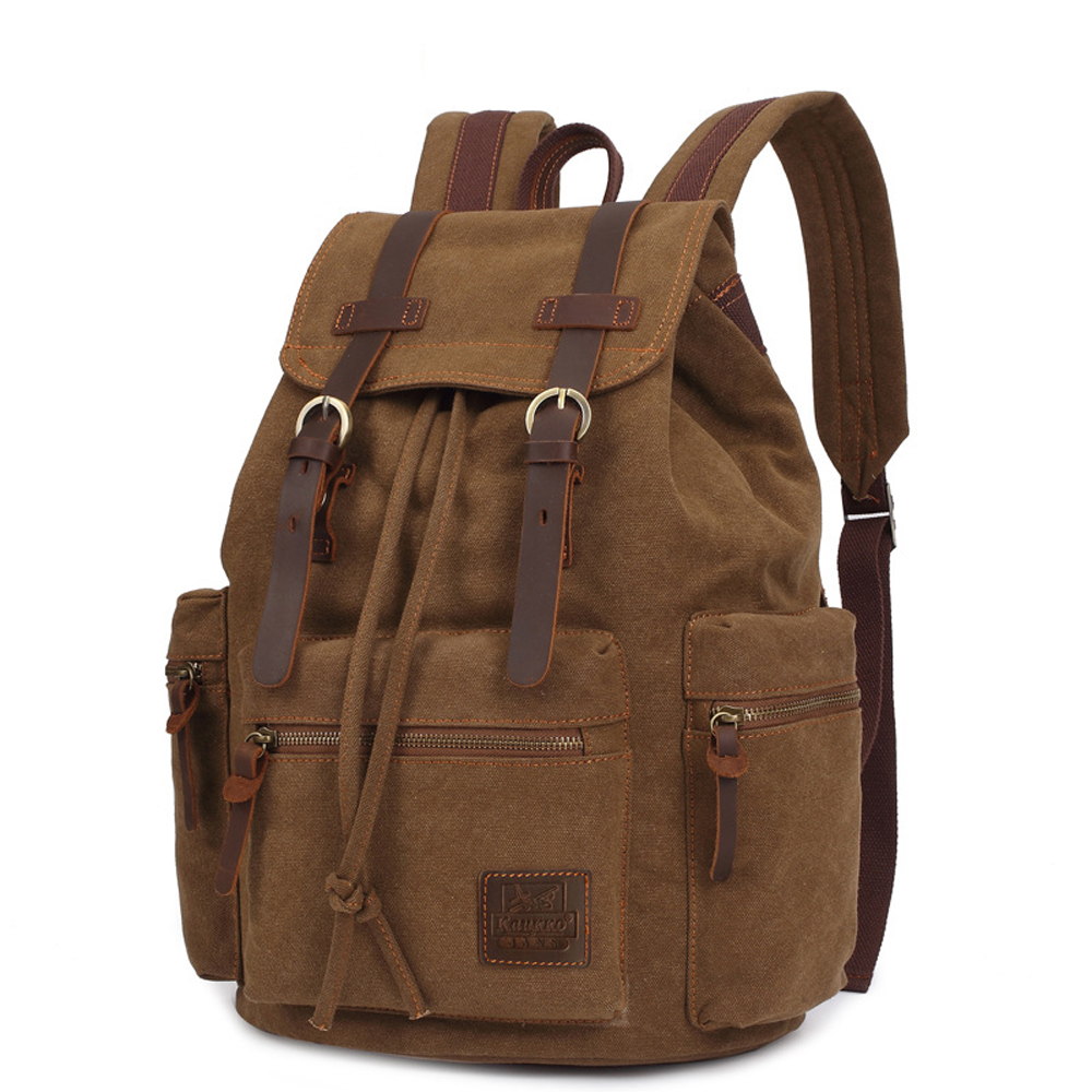 Aliexpress.com : Buy Vintage Canvas Backpacks men high quality men ...