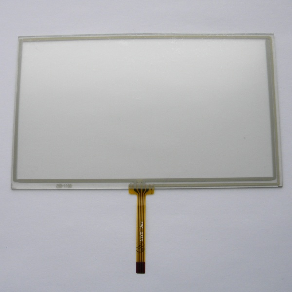 New 7 Inch 4Wire Resistive Touch Panel Digitizer Screen For Prology DVU-800