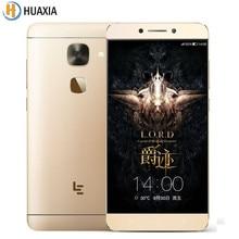 "Оригинал 5.5 ""FHD ПУСТЬ V LeEco Le S3 X626 Gorilla Glass Helio X20 Дека ядро Android 6.0 4 Г LTE 21MP 4 ГБ RAM 32 ГБ ROM отпечатков пальцев"