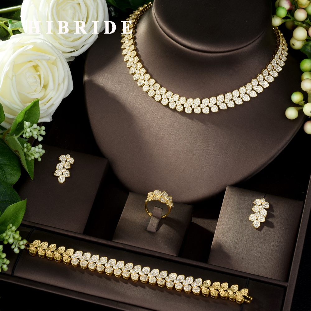 Best Offer A36b Hibride New Beauty Flower Design Gold Color