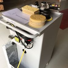 Auto Polishing Machine Pneumatic Vacuum Cleaning Dry Mill Machine Form Taiwan