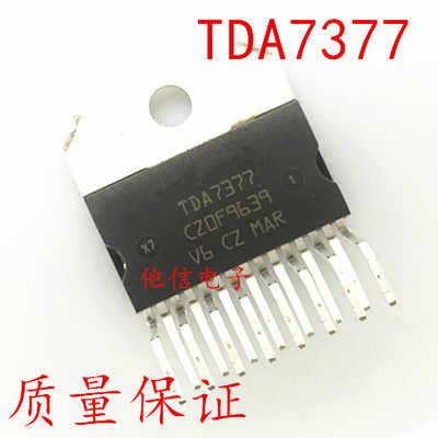 TDA7377 TDA7377A = CD7377CZ YD7377 ZIP-15 Оригинальный IC новый оригинальный в наличии