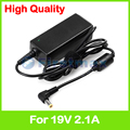 19V 2.1A 40W ac adapter laptop charger for Clevo W940TU W941SU2-T W945AUQ W950SU2 W955TU W970TUQ for Hasee UV20 UV21