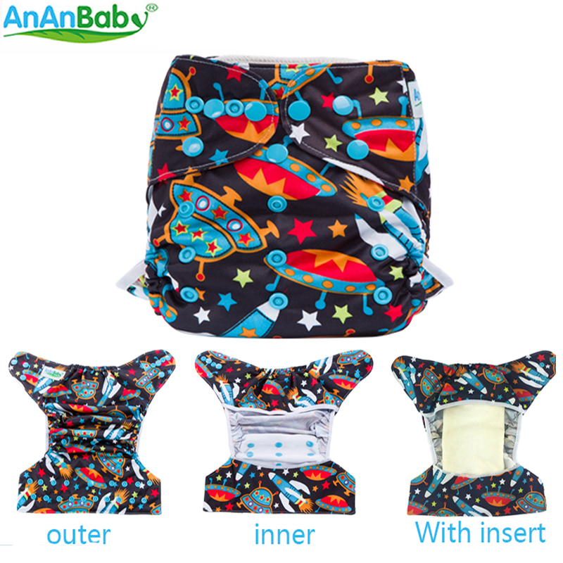 NEW ARRIVAL Baby Nappy Cover All In One Size Cloth Diaper Cover Waterproof Breathable PUL Machine Washable One Size Diaper [mumsbest] 3pcs washable waterproof baby nappy pul suit 3 15kgs adjustable boy diaper covers car print design cloth diaper cover