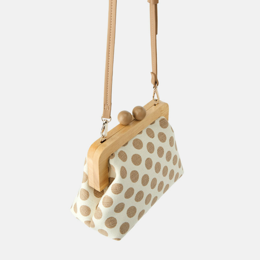 Image 2 - Bolsa de ombro das mulheres da lona bolsa de ombro retro  crossbody sacos designer marca senhoras embreagem bolsa  mensageiroBolsas de ombro