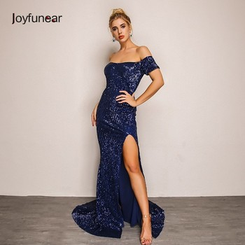 Sequin Bodycon Dress Sexy Party Dress