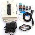 Nova TOP3000 + 4 adaptador USB programador universal EPROM MCU PIC AVR PLCC 44 Scoket