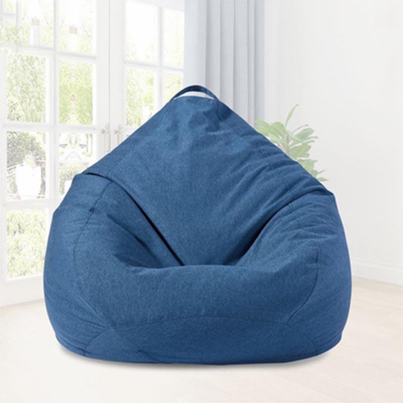 Lazy Bag Cover Bean Bags Sofa Chairs Without Filler Pufa Puff Sofa Sillon Home Sitzsack Bean Boozled Living Room Furniture