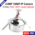 H.264 Mini 2MP Security IP Camera 1080P HD 2.0 Megapixel CCTV Camera IP 3.7mm Lens P2P/ONVIF WIFI POE AUDIO Optional