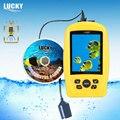Suerte FF3308-8 portátil Cámara bajo el agua pesca sistema de inspección CMD sensor 3,5 pulgadas TFT RGB impermeable Monitor 20 m Cable # b9