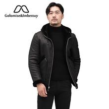 Shearling Jacket-Fashion Trends 2020; Best Jacket Trends for Men