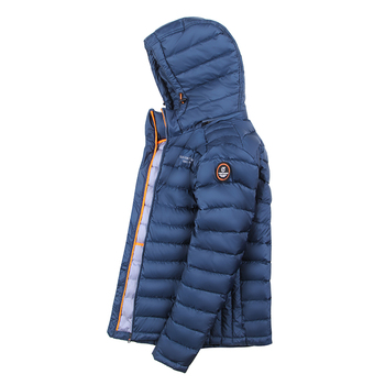 Men Winter Jacket Polyester by TIGER FORCE 1