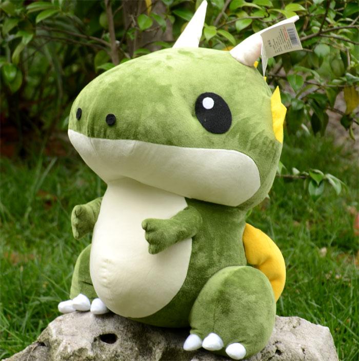 Image Gallery dinosaur plush