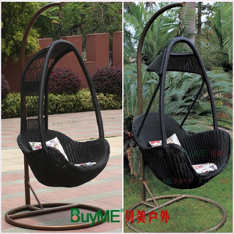 Extrêmement outdoor mobili da giardino mobili imitazione rattan swing all  UD96