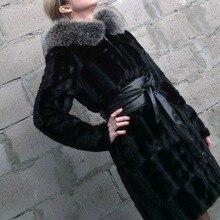 Высокое качество женский кожаный ремень, модный длинный и широкий ремень для ношения с шубой/платьем, галстук-бабочка широкий пояс