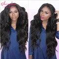 Малайзийский Объемная Волна Rosa Продукты Волосы 4 Связки Малайзии Объемная Волна 7А Необработанные Человеческих Волос Малайзии Объемная Волна 4 Пучки
