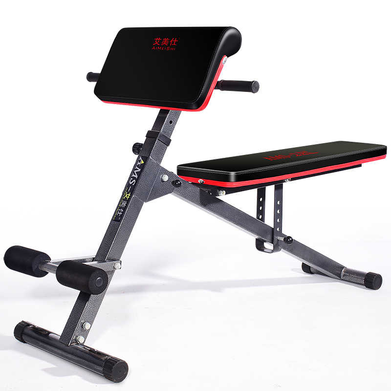 Surprising Weight Bench Gym Roman Chair Foldable Adjustable Sit Up Creativecarmelina Interior Chair Design Creativecarmelinacom