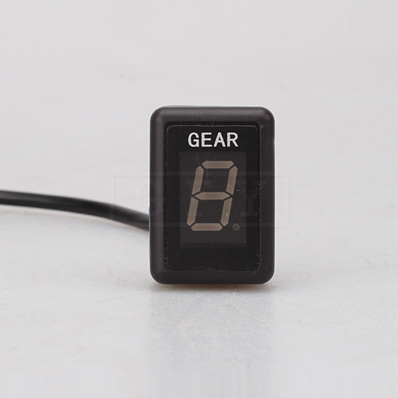 Motorcycle LCD Electronics 6Speed 1-6 Level Gear Indicator Digital Gear Meter Accessories For KTM 690 Enduro / SMC 08-10 / 14-16Motorcycle LCD Electronics 6Speed 1-6 Level Gear Indicator Digital Gear Meter Accessories For KTM 690 Enduro / SMC 08-10 / 14-16