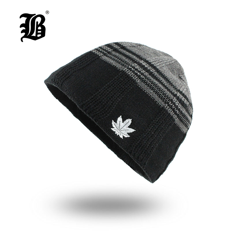 [FLB] 2 piece Winter Beanies Men Scarf Knitted Hat Caps Mask Gorras Bonnet Warm Baggy Skullies Winter Hats For Men Women F18048 beanie