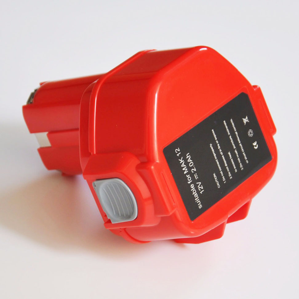12V Ni-Cd rechargeable battery cell pack 2000mah for makita cordless Electric drill and screwdriver 1050D 1050DA 4191DZ 4331D 12v ni cd rechargeable battery pack 2000mah replace for hitachi cordless electric drill and screwdriver eb1214l eb1214s eb1212s