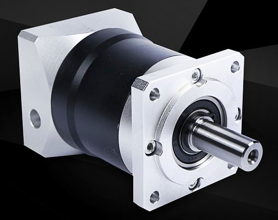 Precision planetary reducer stepper motor speed   reducer  gearbox steel gear box gearhead gear head nema 23 5:1  shaft 14mm precision planetary gearbox