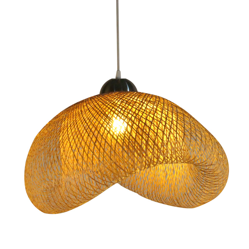 lamp shaped corridor lamp style garden teahouse in Southeast Asia Bamboo pendant lights hotel zb45 chinese pendant lights southeast asia simple modern living room restaurant new classical bamboo lamp hotel teahouse lu823401