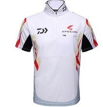 Daiwa Fishing Shirt Men Outdoor Sportswear