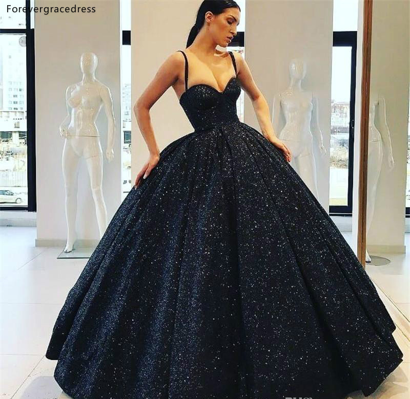 US $143.52 22% OFF|Cheap Spaghetti Straps Quinceanera Dress Dark Navy Blue  Formal Princess Sweet 16 Ages Girls Prom Party Pageant Gown Plus Size-in ...