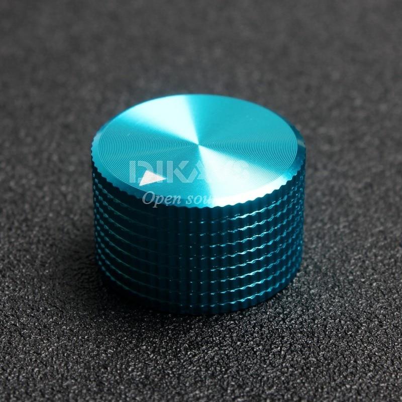 rouge contrôle du volume boutons Stéréo Potentiomètre 25*6*15.5 mm en alliage d/'aluminium