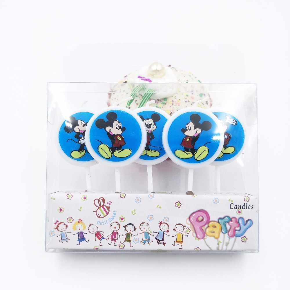 Микки Мышь на день рождения украшения, товары для вечеринки Kis одноразовые тарелки скатерть чашки баннеры шарики, День подарков будущей матери мальчик сувениры